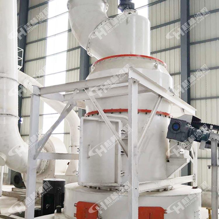 大型矿石粉磨生产线设备 高效节能 石灰石雷蒙机 重晶石方解石 雷蒙磨
