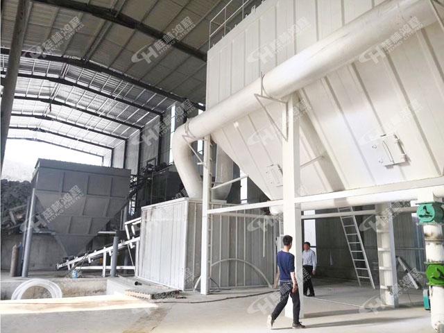 鸿程石头磨粉机 HCH超细粉磨设备 炭黑碳素超细粉雷蒙磨