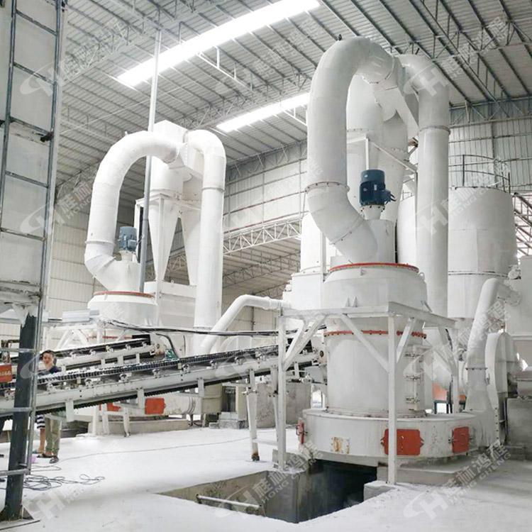 HC系列摆式磨粉机新型矿石雷蒙磨机钾矿石碳酸钙雷蒙磨粉机