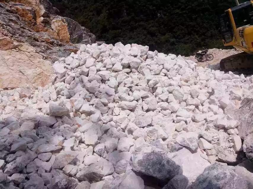 方解石 矿床