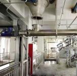 锅炉灰管链式输送机,粉体管链输送系统