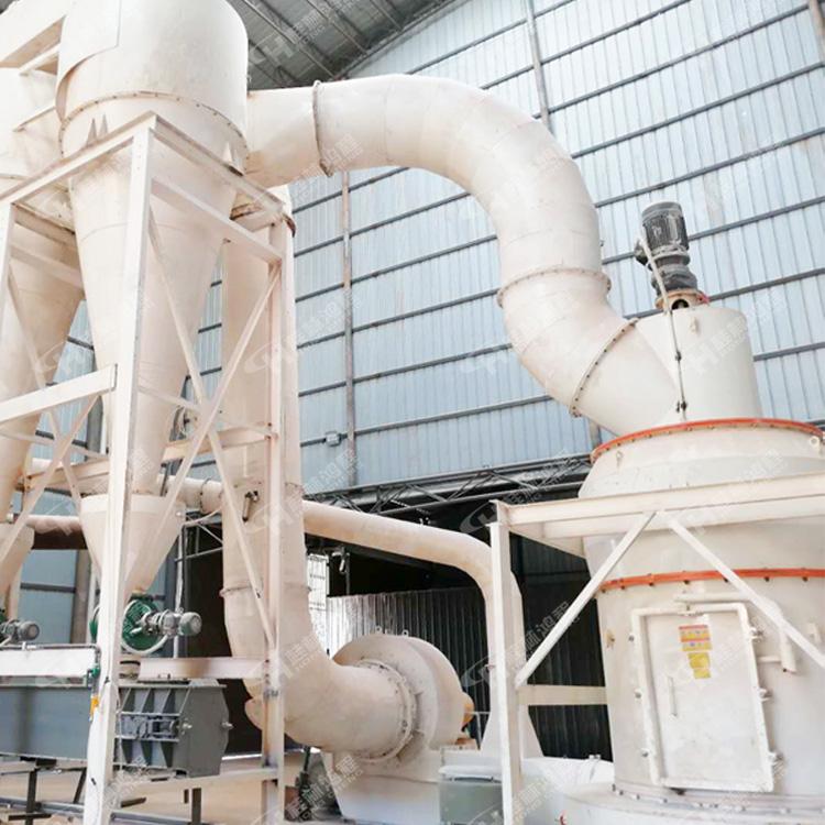 福建 赤铁矿磨粉机 石油焦欧版悬辊磨 大型雷蒙磨粉机
