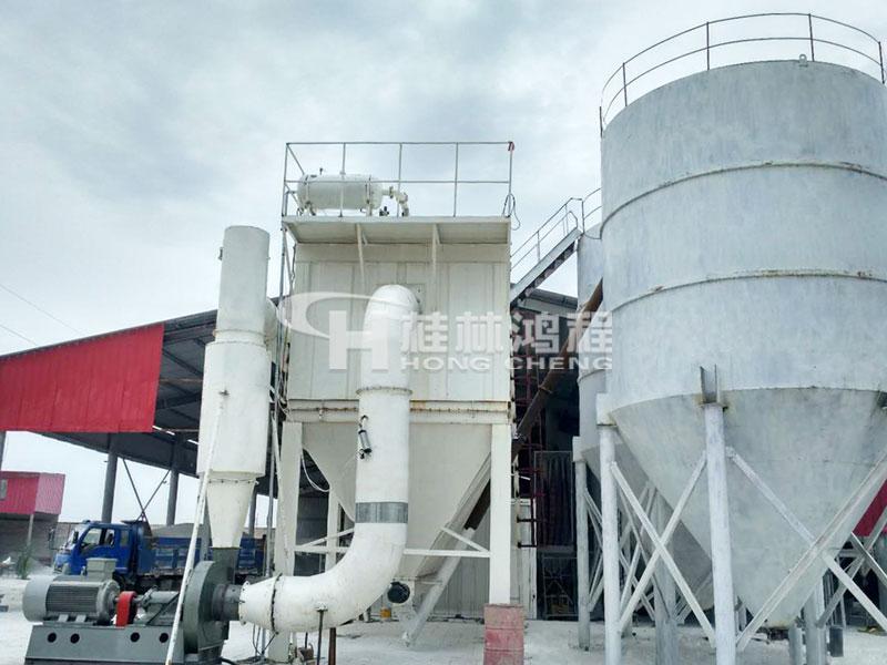 电厂脱硫用石灰粉 矿渣微粉 超细雷蒙磨粉机 环辊磨