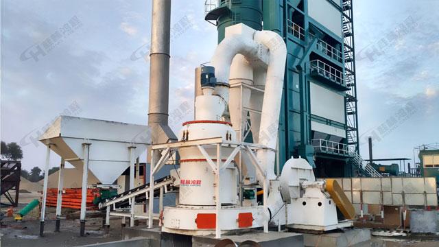 方解石制粉设备 锰矿雷蒙机 小型节能雷蒙磨粉机