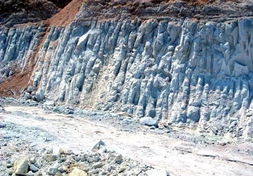 矿床 采样 代表性