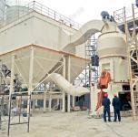 矿粉立磨 广西鸿程专业矿渣立式磨粉机成套设备