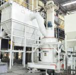 石灰石磨粉机 生石灰细粉干磨机 鸿程雷蒙磨机