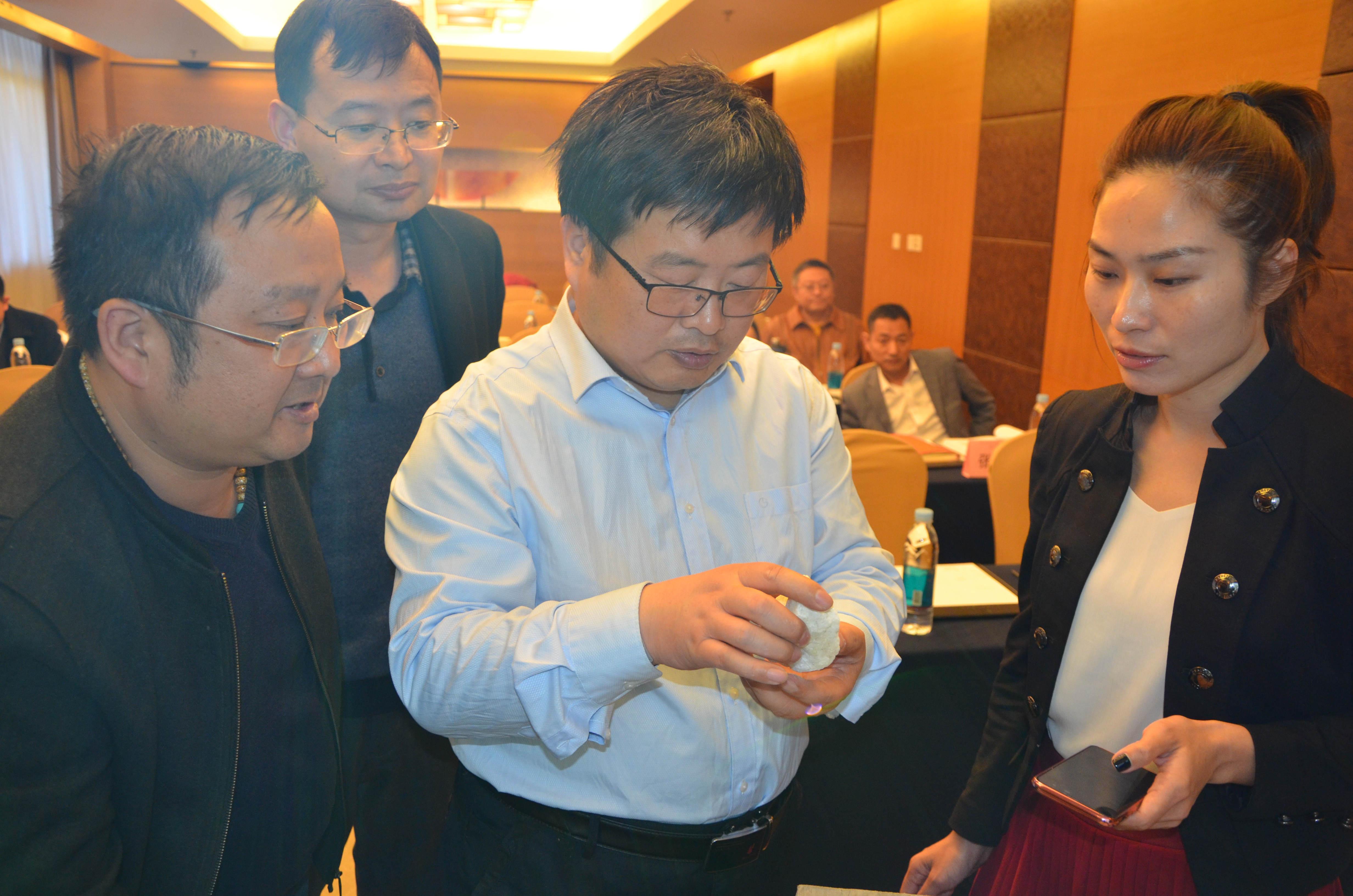 2019年石英及硅材料精细加工技术高级研修班在北京成功举办!