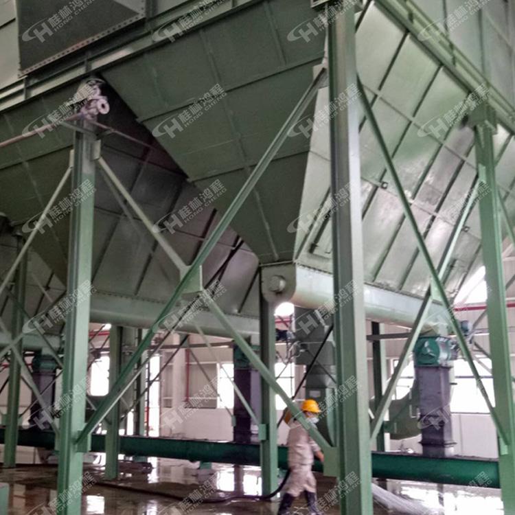 重晶石粉尘处理设备 硫酸钡粉体生产线设备