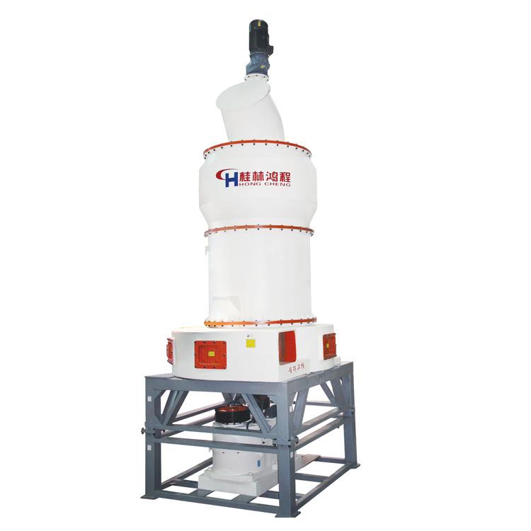 重庆重晶石粉磨粉机 雷蒙磨提产 HC纵摆系列磨粉机
