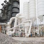 重晶石粉体厂生产设备 钙粉磨粉机