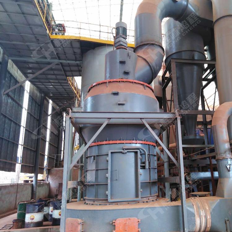 郑州石英砂棒磨机 HC2000大型磨粉机