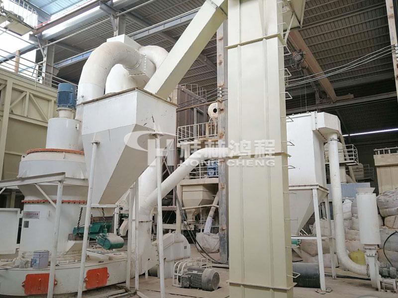 白云石粉磨机 超细微粉研磨机 HCH环辊磨粉机