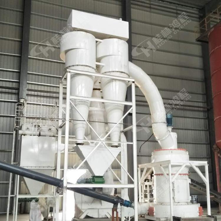 磨白云石机器 碳酸钙雷蒙磨 HCQ新型磨粉机