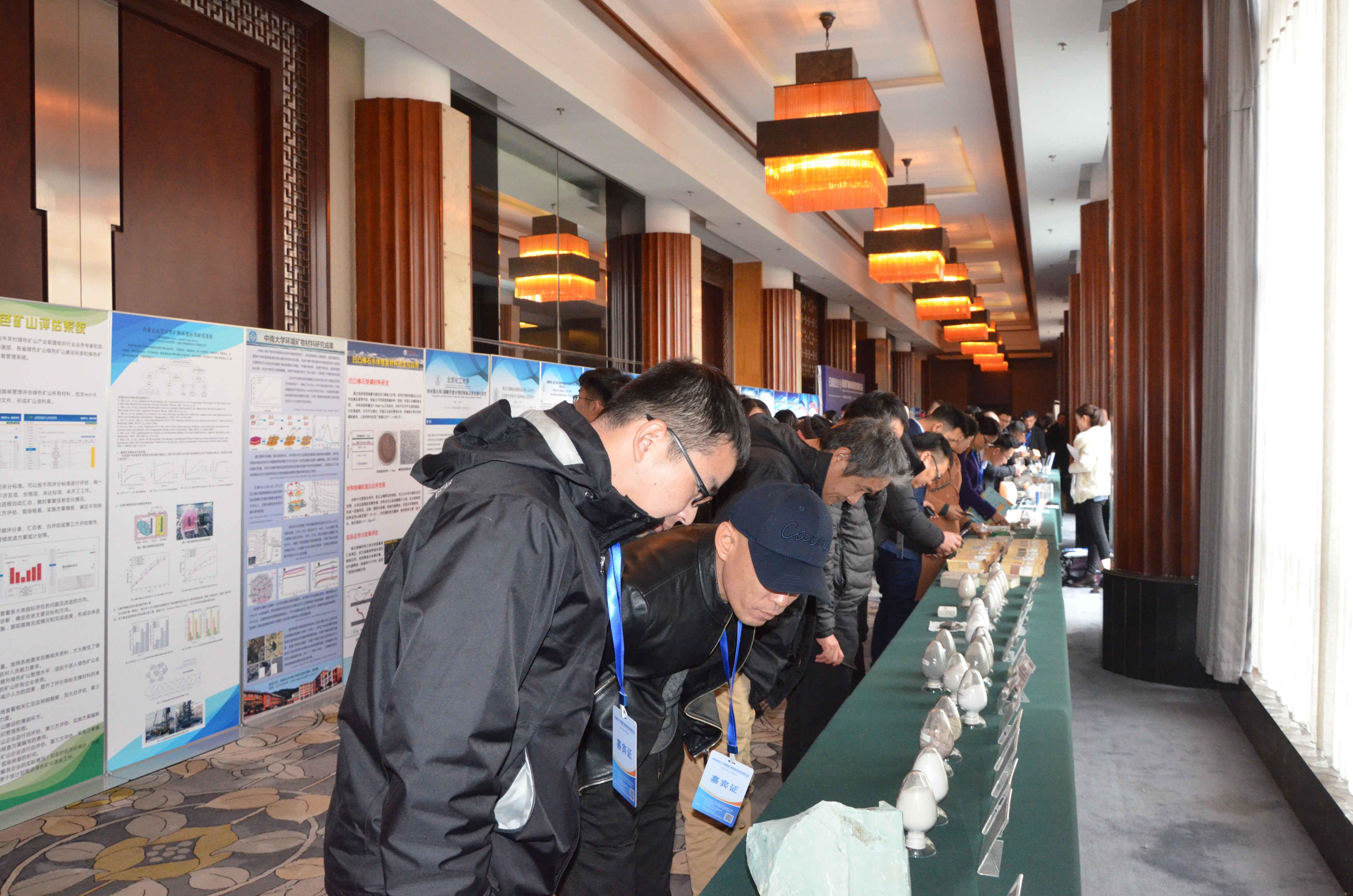2019环境矿物材料创新发展大会在北京成功召开!